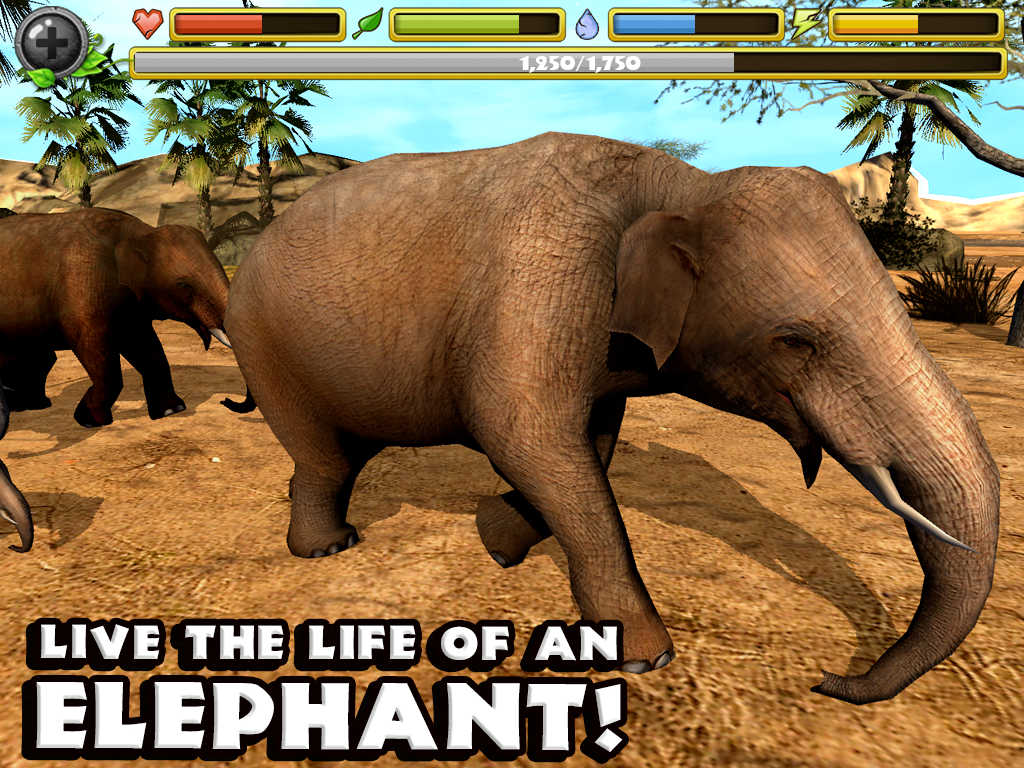 Elephant Simulator Review and Discussion   TouchArcade Elephant Games