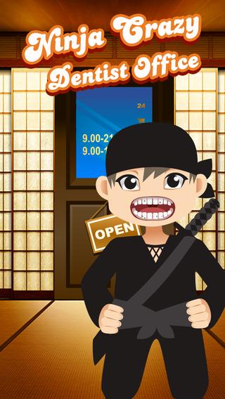 Ninja Kids Dentist Brush Kick Jump Fun Games Pro