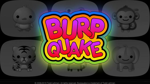 Burpquake: The World's Loudest Burping Animals