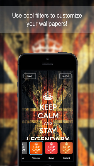 Keep Calm Wallpapers Free HD Retina