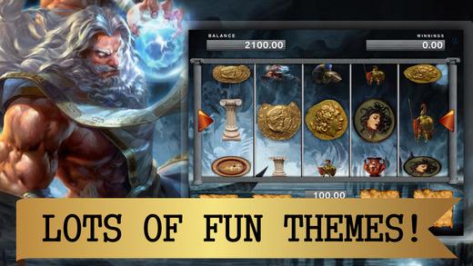 Ace Zeus Olympians Gods Slot Machine - Win The Olympus Vegas Bonus Jackpot Game Free
