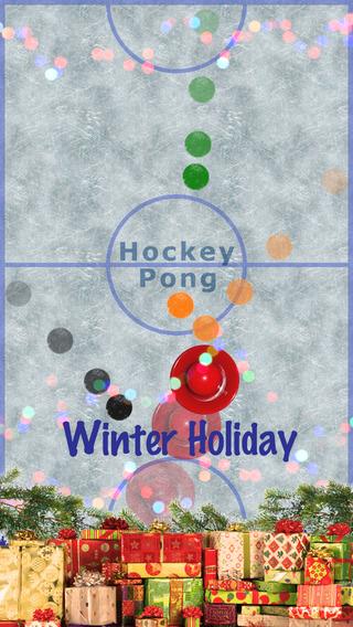 Hockey-Pong Winter Holiday