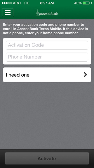AccessBank Texas Mobile