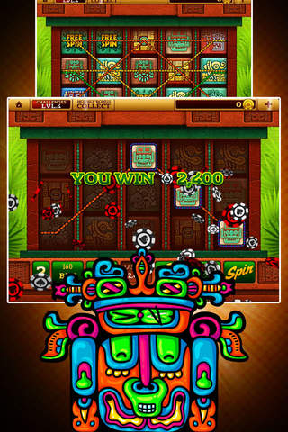 Slots Spirit Pro! -Wild Mountain Horse- Indian Style Casino screenshot 4
