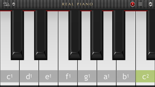 Real Piano™ Screenshot