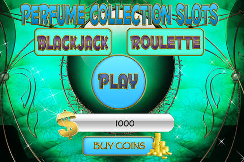 A Aamazing Perfume Collection Jackpot and Roulette & Blackjack screenshot 1