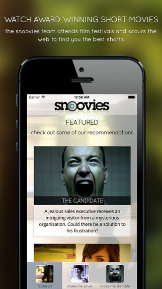 Snoovies: Short Movies