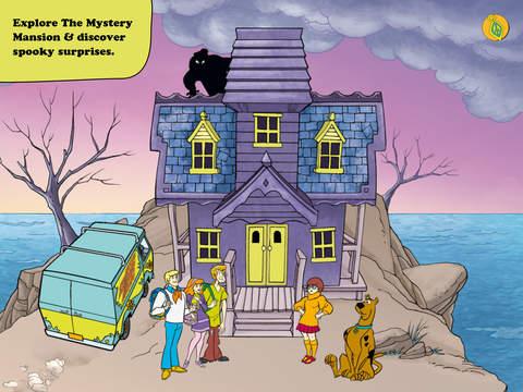 玩教育App|Scooby-Doo Mystery Mansion免費|APP試玩