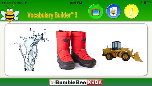 Vocabulary Builder™ 3 - Flashcards Video