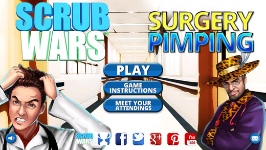 Scrub Wars: Surgery Rotation Pimping Edition LITE M3 M4 clerkships