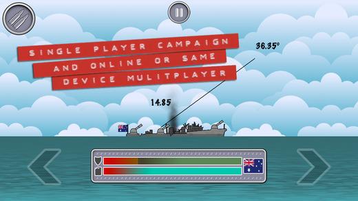Bowman Battleship - Artillery Campaign Online Mult