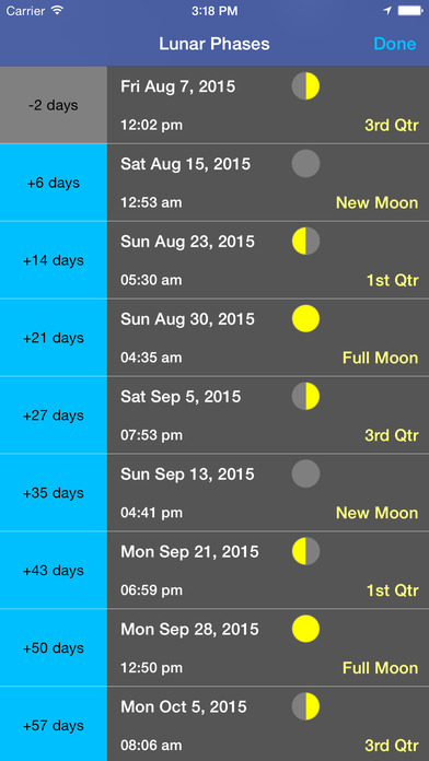 Moon Seeker iPhone Screenshot 2