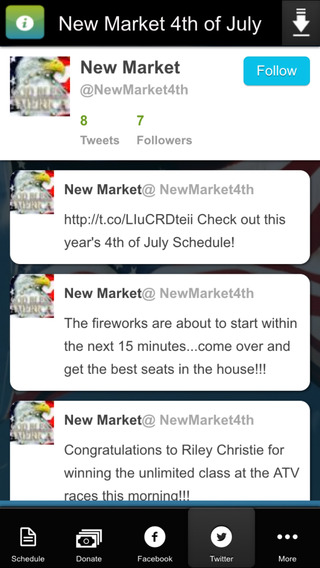 New Market 4th of July