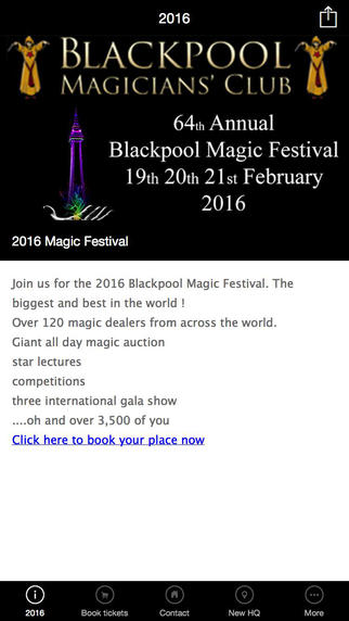 Blackpool Magicians Club