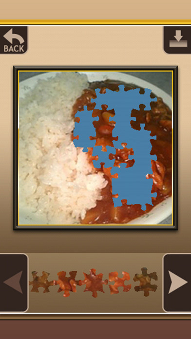 Puzzle the Curry iPhone Screenshot 4