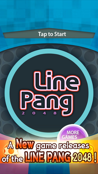 Line Pang 2048