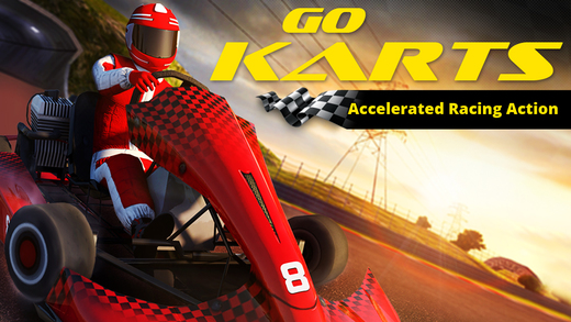 Go Karts - Ultimate Karting Game for Real Speed Racing Lovers