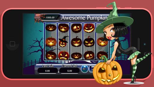 A Awesome Pumpkins Slots 777 Vegas
