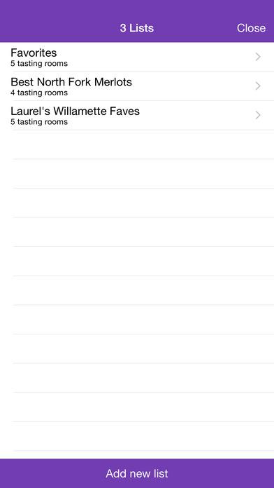 Winemap iPhone Screenshot 5