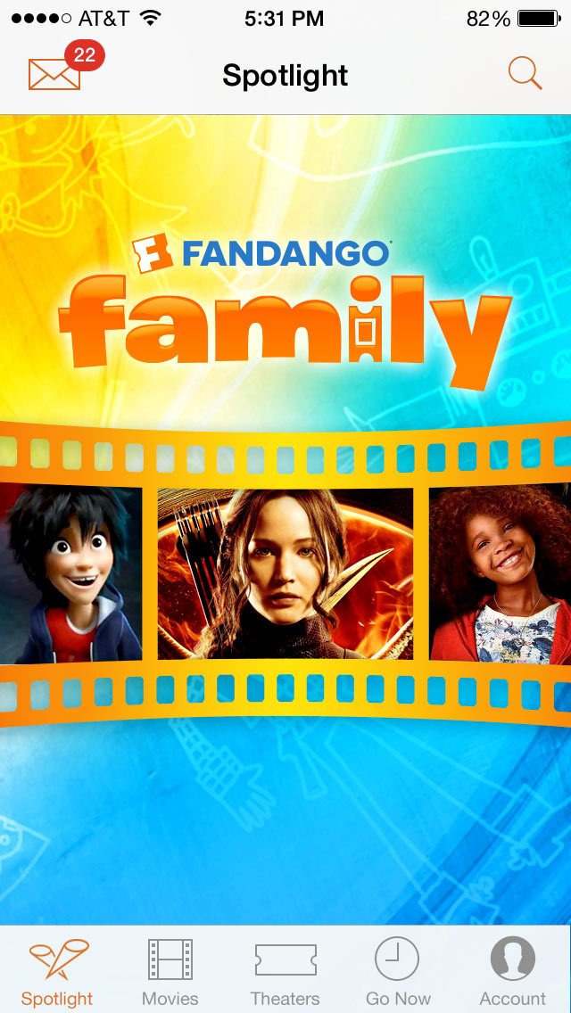 fandango movies times tickets best apps and games. Black Bedroom Furniture Sets. Home Design Ideas