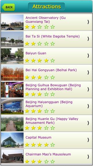 Beijing Offline Map Travel Explorer