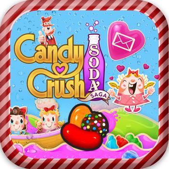 Guide for Candy Crush Soda Saga - All Level Video,Walkthrough,Tips Guide And Manny More LOGO-APP點子