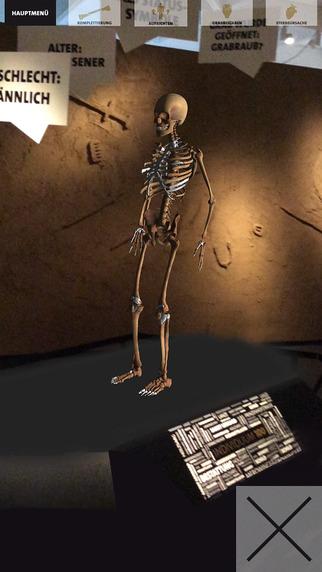 Sprechende Knochen – Centre Charlemagne Neues Stadtmuseum der Stadt Aachen