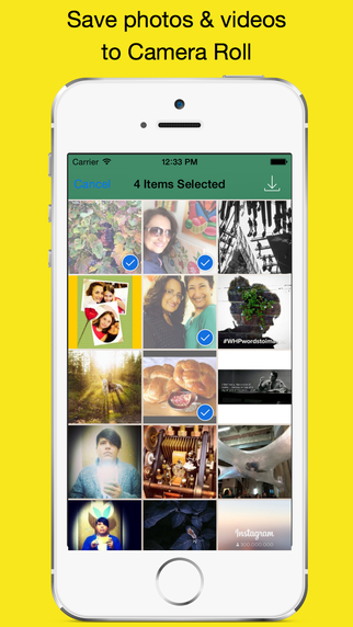 GramSaver for Instagram - Download Save Repost Regram Share photo and video
