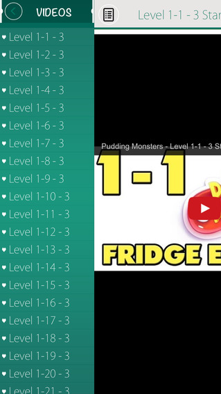 Guide for Pudding Monster - Complete Walkthrough