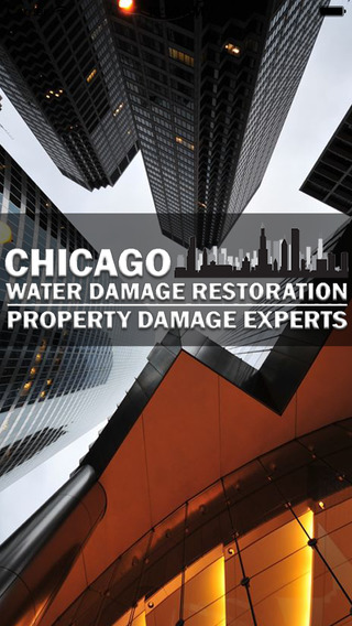 Chicago Water Damage Restoration