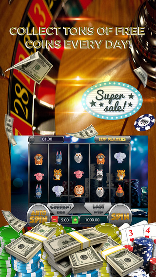 Triple Oceans Eleven Gameshow Joker Tournament Slots Machines - FREE Las Vegas Casino Games