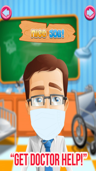 Animal Pet Nose Doctor - Free Makeover Games for Girls Boys