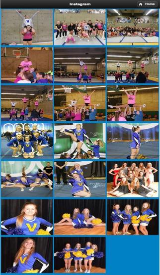Logger Cheerleading