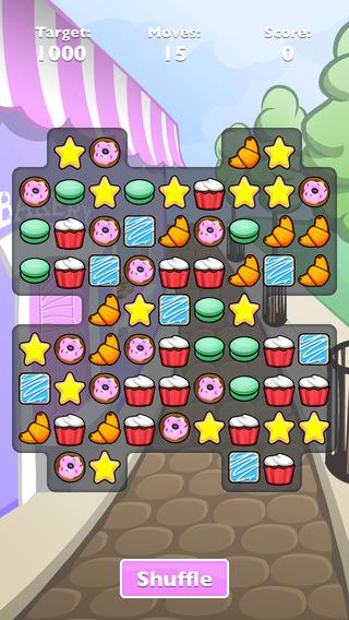 Cake Rush Puzzle