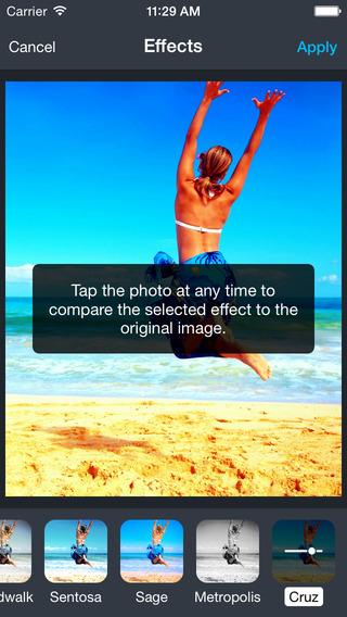 Photo Transform Editor de fotos – Free Version