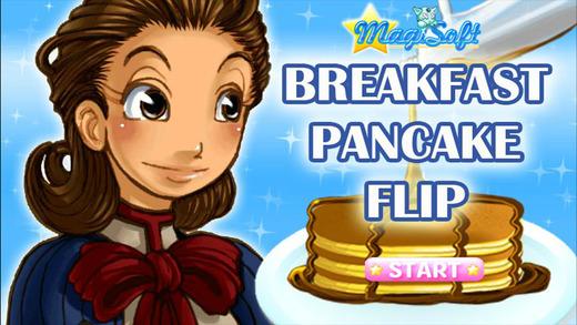 Breakfast Pancake Flip