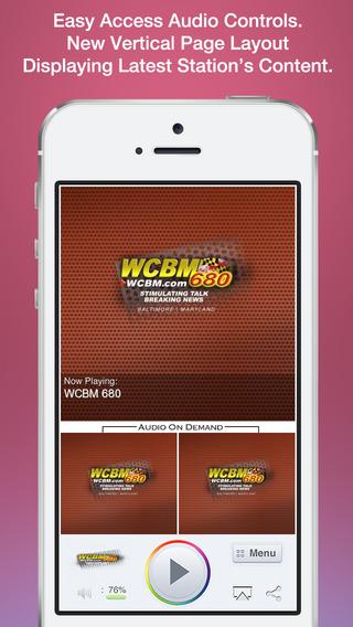 WCBM 680