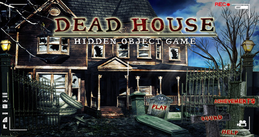 Dead House - Free Hidden Object Game