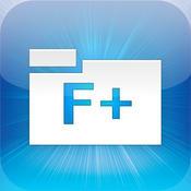 内建多任务手势 高级文件管理器:File Manager – Folder Plus [iOS]