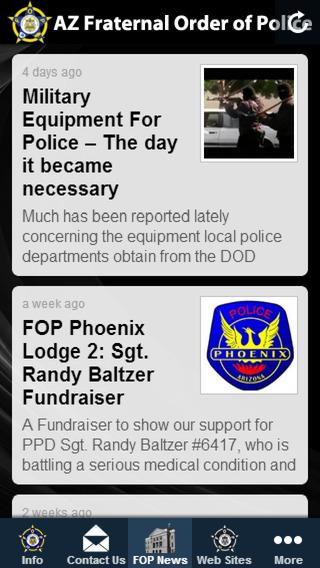 Arizona Fraternal Order of Police