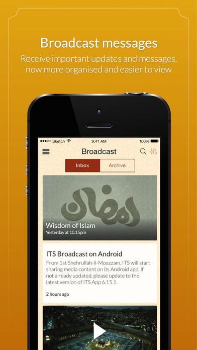 IPhone ऐप / आईपैड / आइपॉड के लिए निशुल्क ITS App ऐप्स screenshot