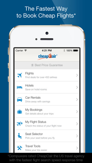 cheapoair how to get ticket