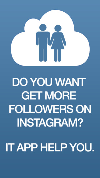 Follow me for Instagram - Get Followers more fast on Instagram
