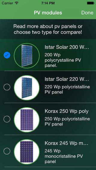 PV Compare