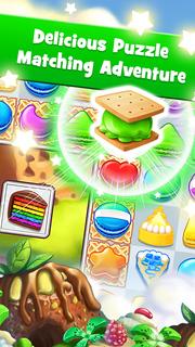 Cookie Jam iPhone Screenshot #1 screenshot