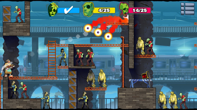 Stupid Zombies 3 Hack,Stupid Zombies 3 Cheats