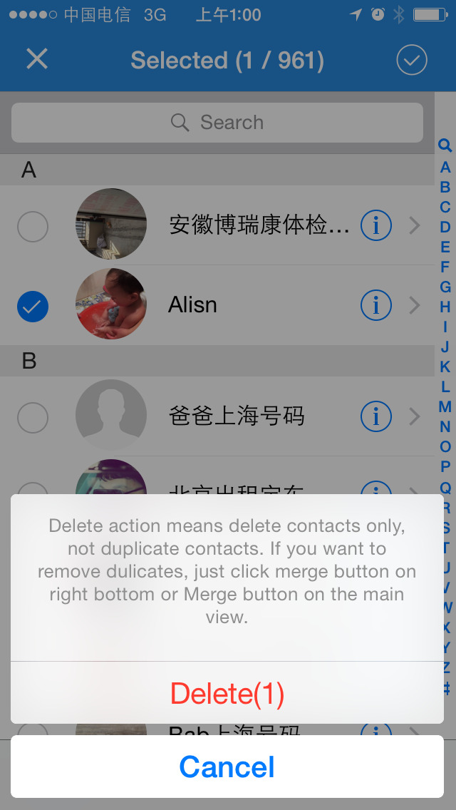 Cleaner Master Clean for iOS – Free Remove Duplicate Contacts | Best Apps and Games