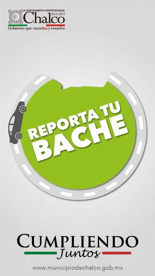 Reporte de Baches