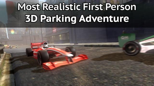 Sports Car Driving Racing Parking Simulator 2015
