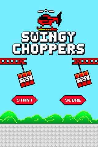 Choppers Rescue screenshot 1